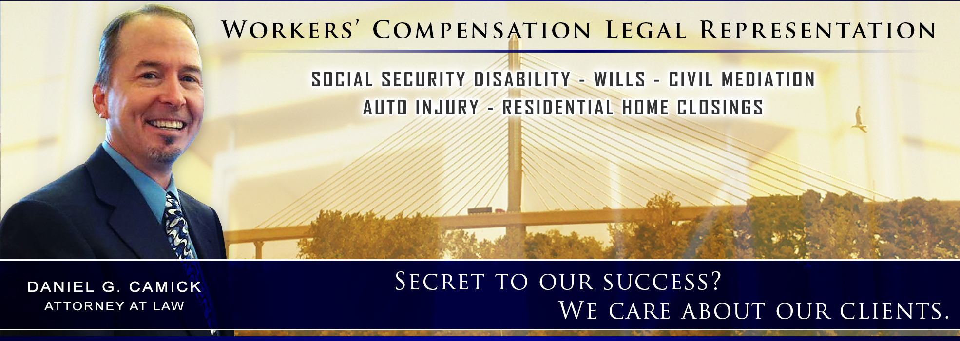 Legal Services By Toledo Attorney Daniel G Camick